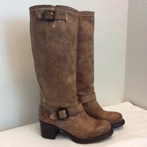 FRYE Vera Leather Women's Boots Size 5.5M